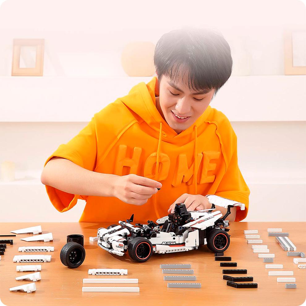Конструктор Xiaomi Mi Smart Building Blocks Road Racing
