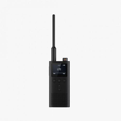 купить Рация Xiaomi Mijia Walkie Talkie 2 Black (Черная) в Махачкале
